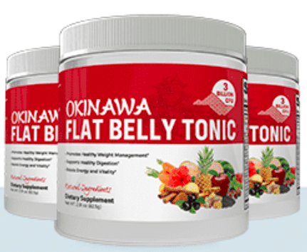 Belly fat tonic