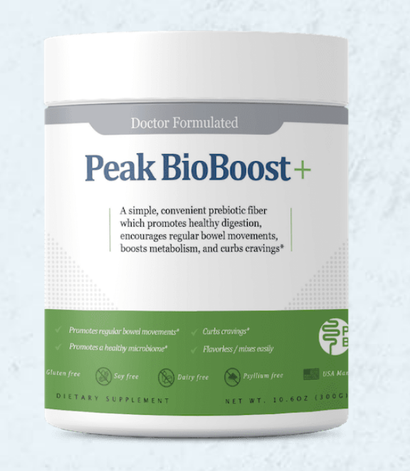 peak Bioboost independent reviews
