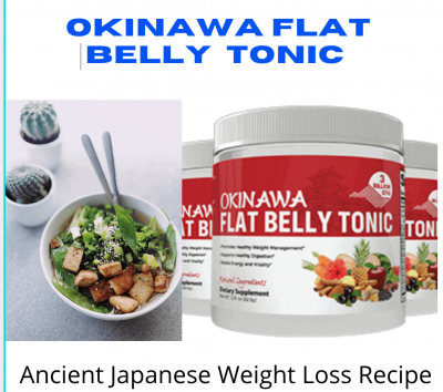 Ancient Japanese weight loss recipe