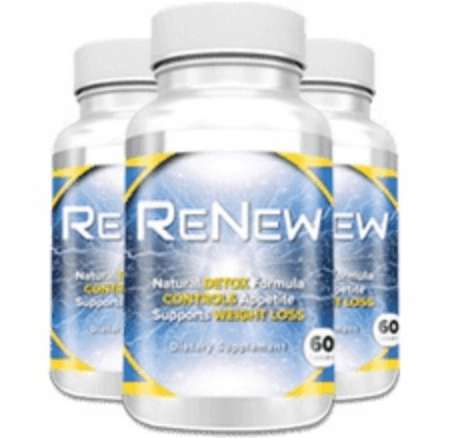 Renew weight loss reviews