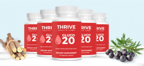 thrive labs Gluco 20 supplement
