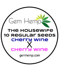 The Housewife Industrial Hemp Strain