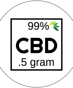 cbd isolate crystal