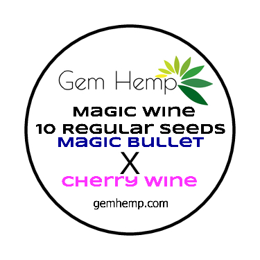 Magic Wine Industrial Hemp Seeds