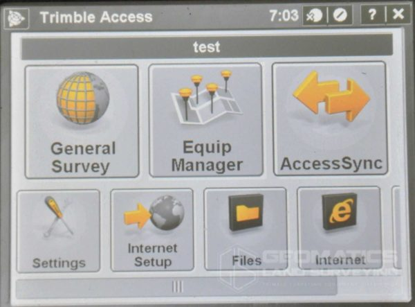 Trimble-Access