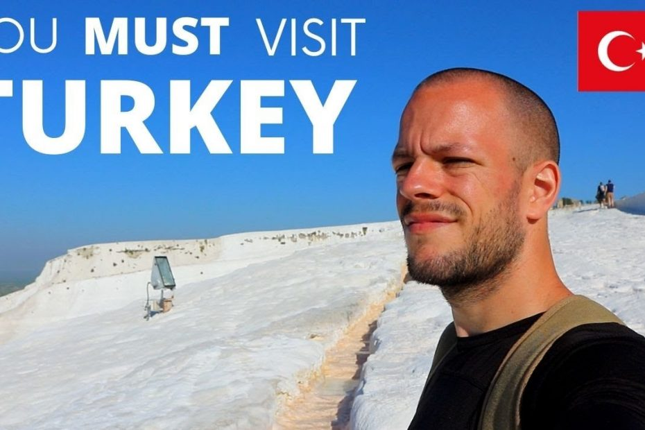 15 FANTASTIC PLACES TO VISIT IN TURKEY - TRAVEL GUIDE