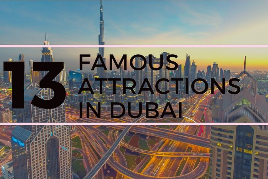 FAMOUS ATTRACTIONS IN DUBAI : TRAVEL GUIDE ( plan your trip to dubai) | HODOPHILE