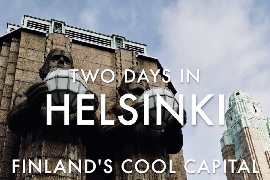 Helsinki - Travel Guide to Finland's Cool Capital. Art, Architecture and Great Coffee