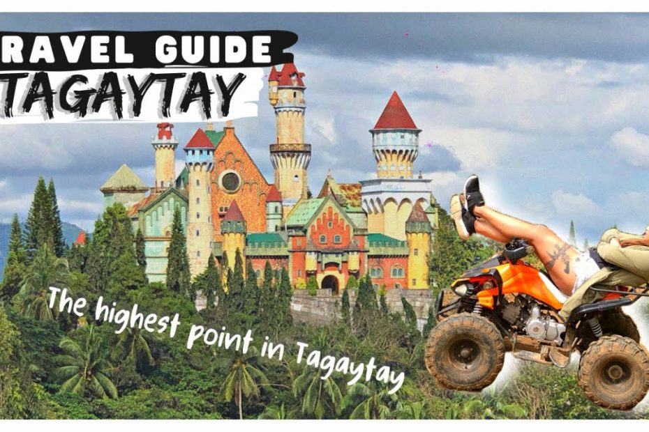 #TAGAYTAY NEW NORMAL (2021 Day Trip Travel Guide) Philippines | Coco Ventures