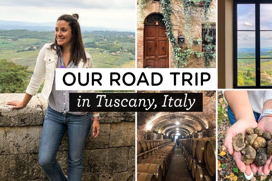 TUSCANY ITALY TRAVEL GUIDE ‣‣ 5 Day Road Trip Itinerary