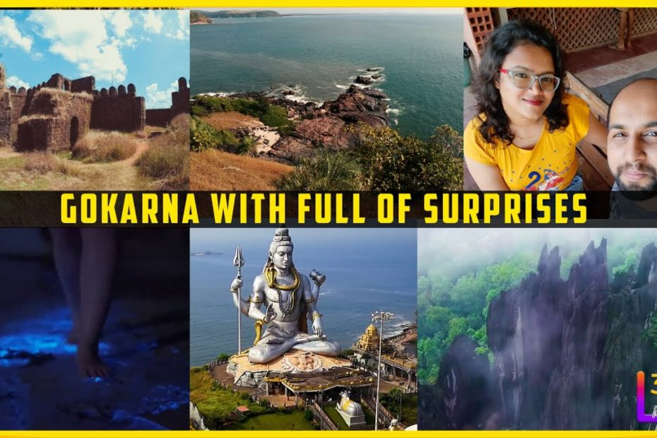 #Gokarna Telugu Ultimate #Travel Guide    How To Reach, Where To Stay, Places to Visit Information