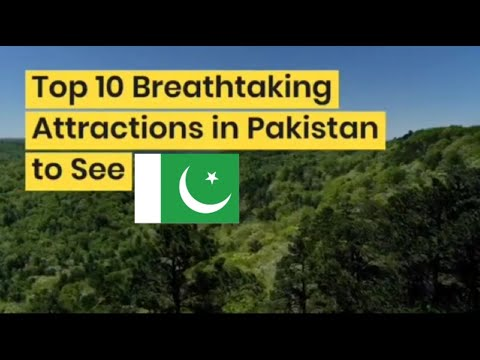 Top 10 Tourist Places in Pakistan - Travel guide - Beautiful Places to visit in Pakistan