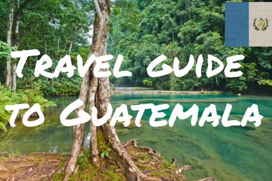 Travel guide to Guatemala