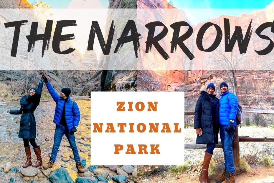 Zion National Park   The Narrows   Travel Guide   Day 3 Vlog   Souls Enchanted