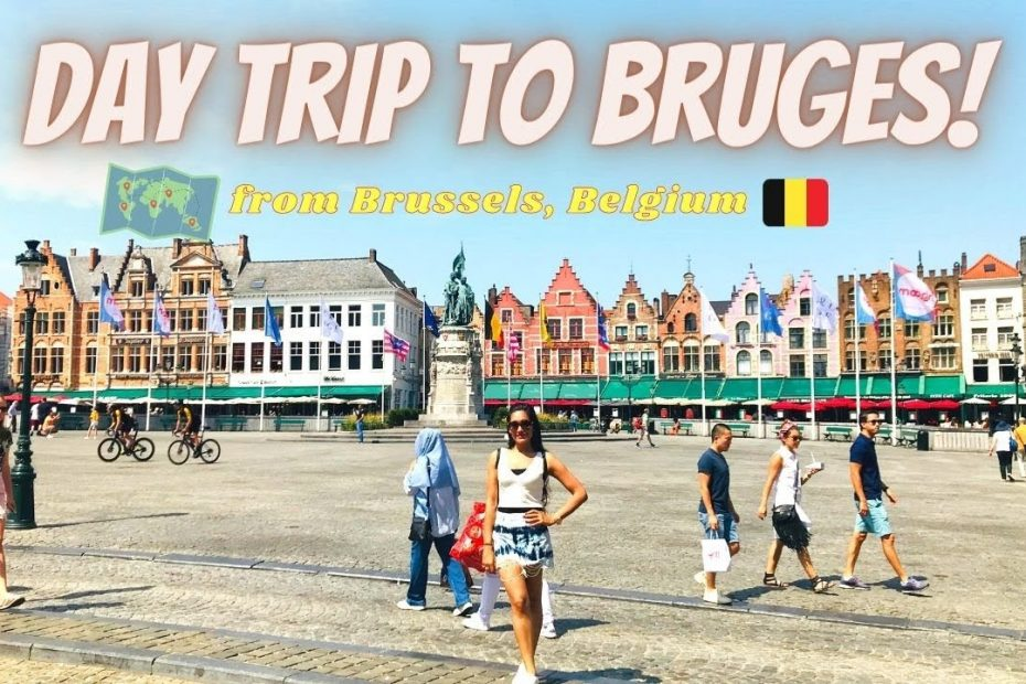 1 day trip to Bruges, Belgium   Bruges Travel Guide   Top things to try in Bruges   Belgium city