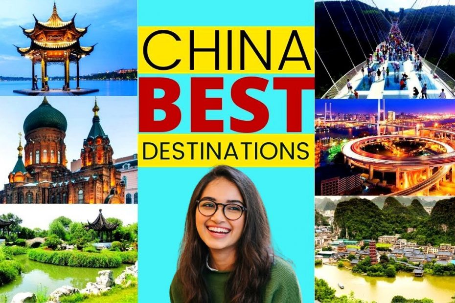 Amazing China Destinations ( TRAVEL GUIDE VIDEO)