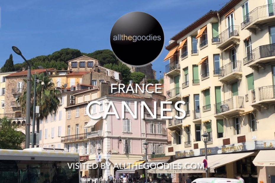 Cannes Travel Guide - where to stay, eat, shop and what to do   Virtual travel by Allthegoodies.com