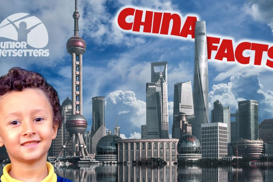 China for Kids: China Travel guide for kids and Chinese Facts from Junior Jetsetters.