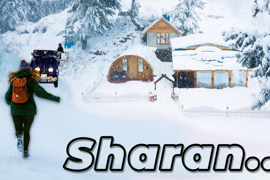 Sharan Winter Vlog | Complete Travel Guide to Sharan Forest Kaghan Valley