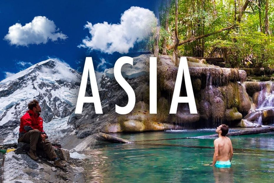 Top 22 Coolest Places to Visit in ASIA   Asia Travel Guide