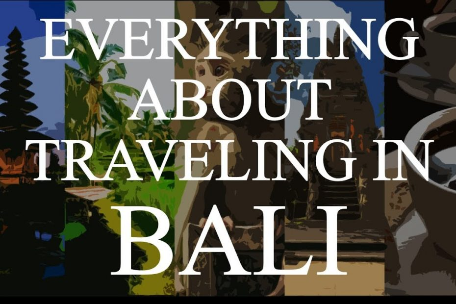 Traveling to Bali? See this 3 Minute Bali Travel Guide in Hindi