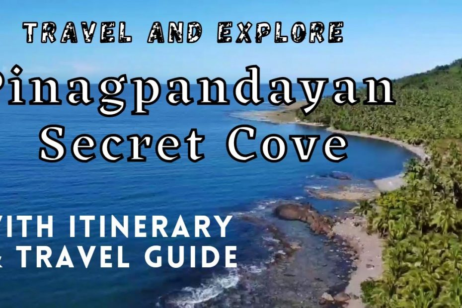 DIY BUDGET TRIP   WITH ITINERARY AND TRAVEL GUIDE   PINAGPANDAYAN SECRET COVE