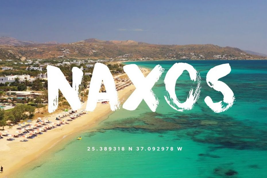 Greece Naxos Island Travel Guide - Must Do Activities!