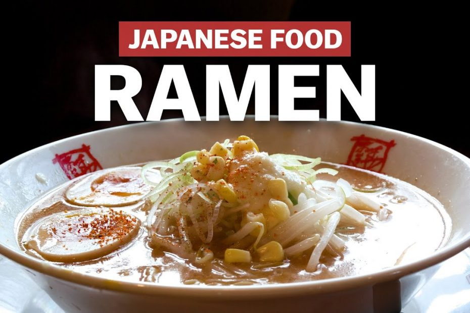 Ramen: History, Variations & How to Eat | Japanese Food | japan-guide.com