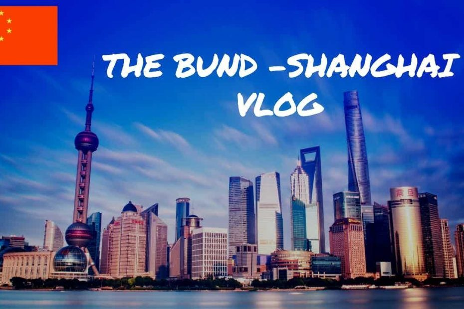 The Coolest Places in Shanghai   The Bund   China Travel Guide Vlog 外滩上海 🇨🇳