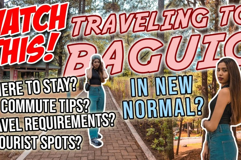 UPDATED! Baguio Travel Guide 2021 in New Normal (Day 1) | Christine Co