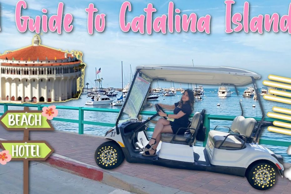 A Catalina Island Travel Guide: 🏝 Fun Things To Do, See & Eat!