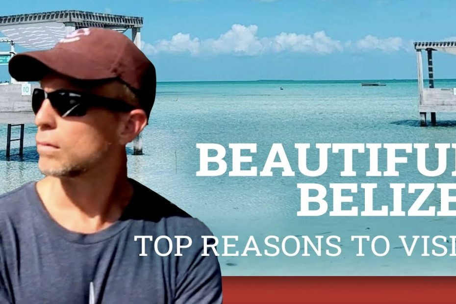 Belize Travel guide   Top reasons to visit Belize! San Pedro, Mayan Ruins and beaches