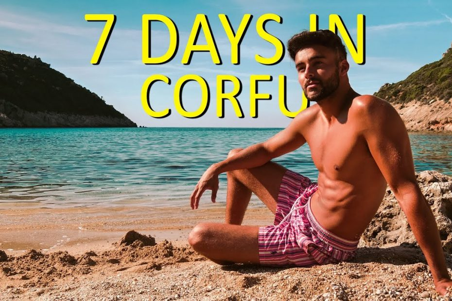 HOW TO TRAVEL GREECE (CORFU) in 2021 | Ultimate 7-Day Itinerary: Corfu Travel Guide