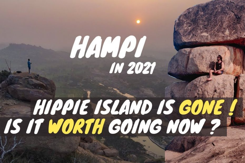 Hampi - Is it worth going after Hippie Island was demolished ? Travel Guide 2021 | Hindi Travel Vlog