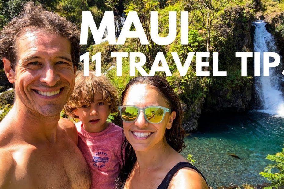 Maui Hawaii Travel Guide 2021 | 11 Tips for THE BEST Maui Vacation