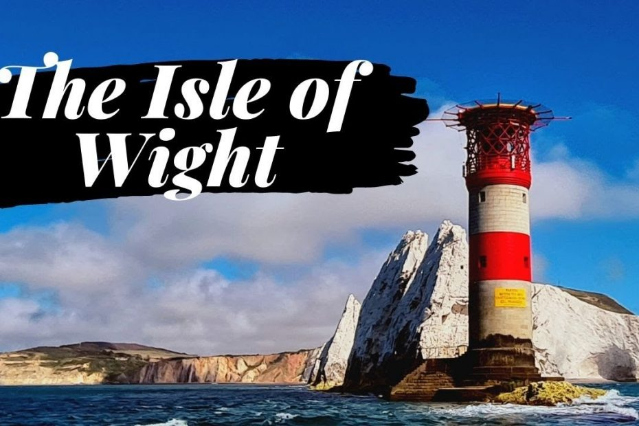 THE ISLE OF WIGHT Travel Guide - Our Family Holiday Highlights!