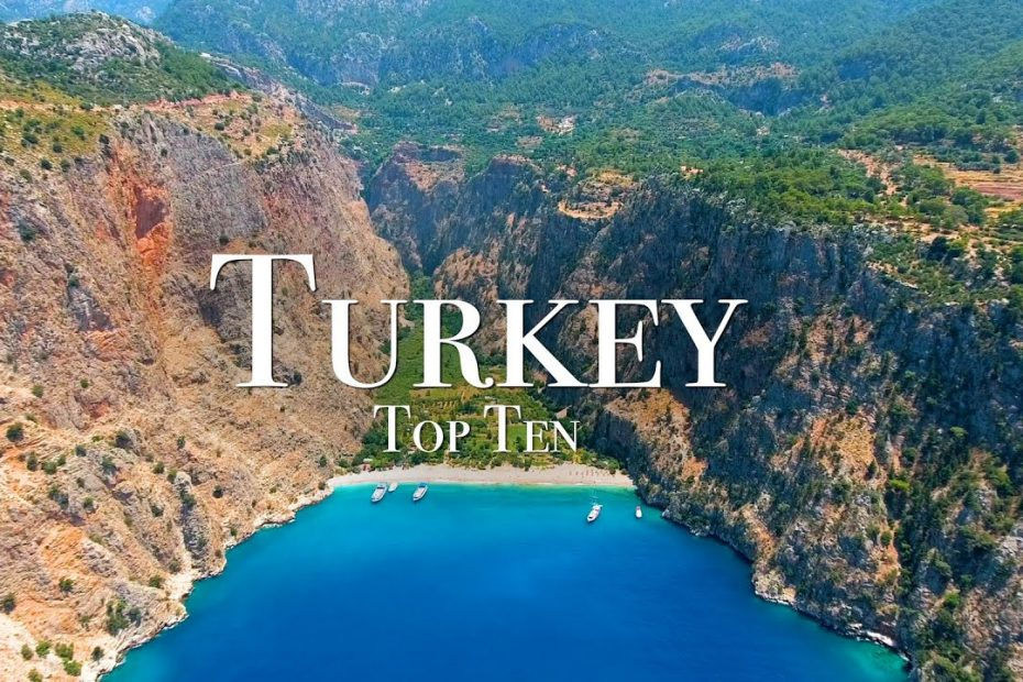 Top 10 Places To Visit In Turkey - 4K Travel Guide