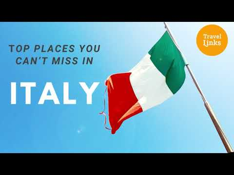 Top 7 Places You Can't Miss in Italy | Travel Guide