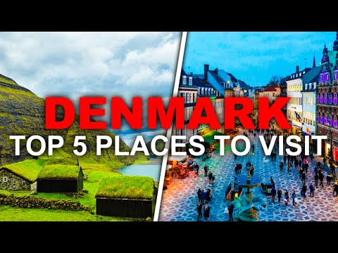 Top Beautiful Places in Denmark - Travel Guide - Interesting places you must visit in Denmark