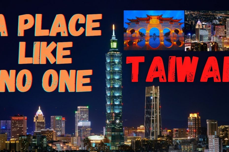 Top Tourist Attractions in Taiwan | Travel Virtual Tour | Taipei | Travel Guide |