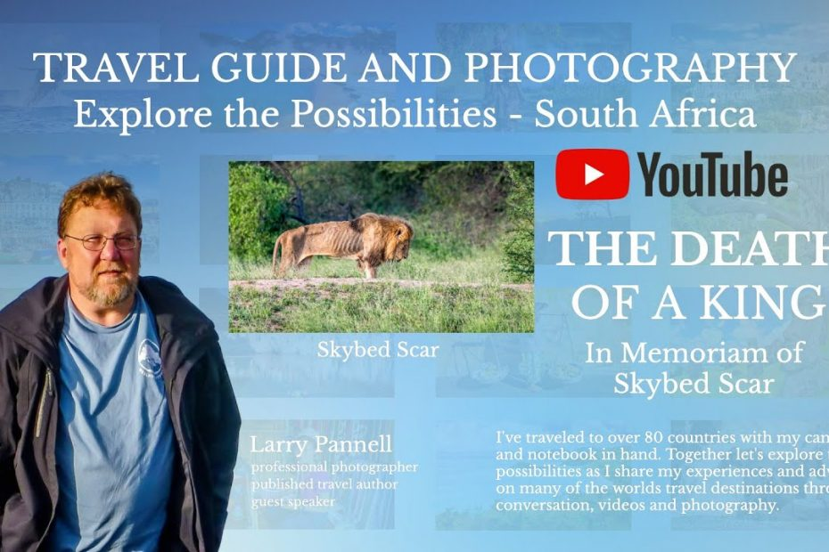 Travel Guide and Photography | The Death of a King - In Memoriam of Skybed Scar