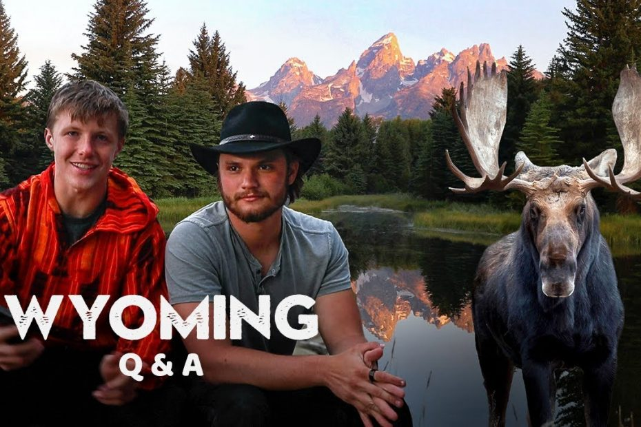 Wyoming Q&A! (Travel Guide)