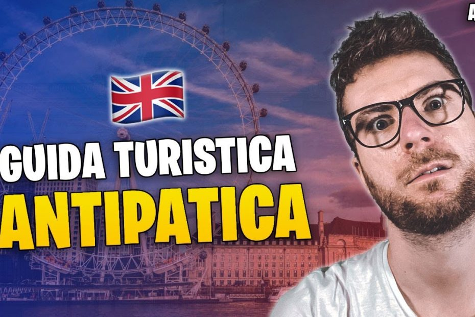 [ASMR 🇮🇹 ] WORST Tourist Guide in LONDON - Roleplay