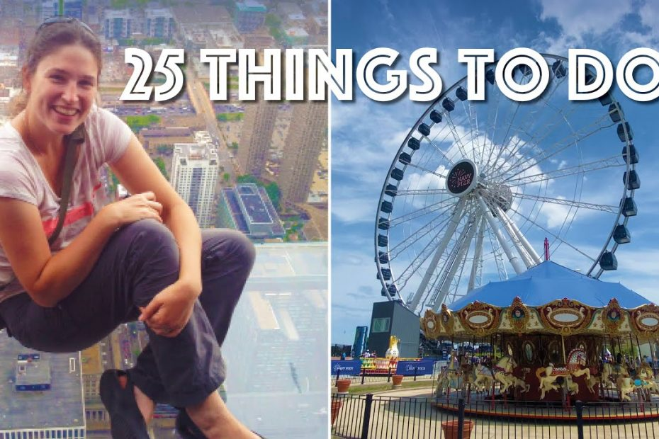 Chicago Travel Guide - 25 Things to Do and See