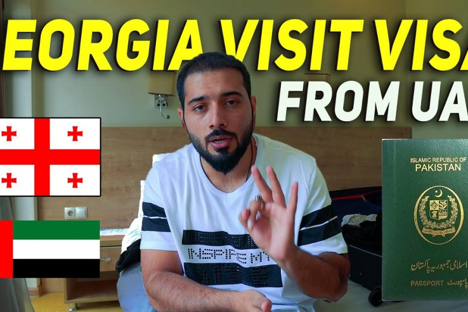 Georgia Travel Guide For Pakistani & Indian from UAE | How To Take Drone on Airplane | Travel Guide