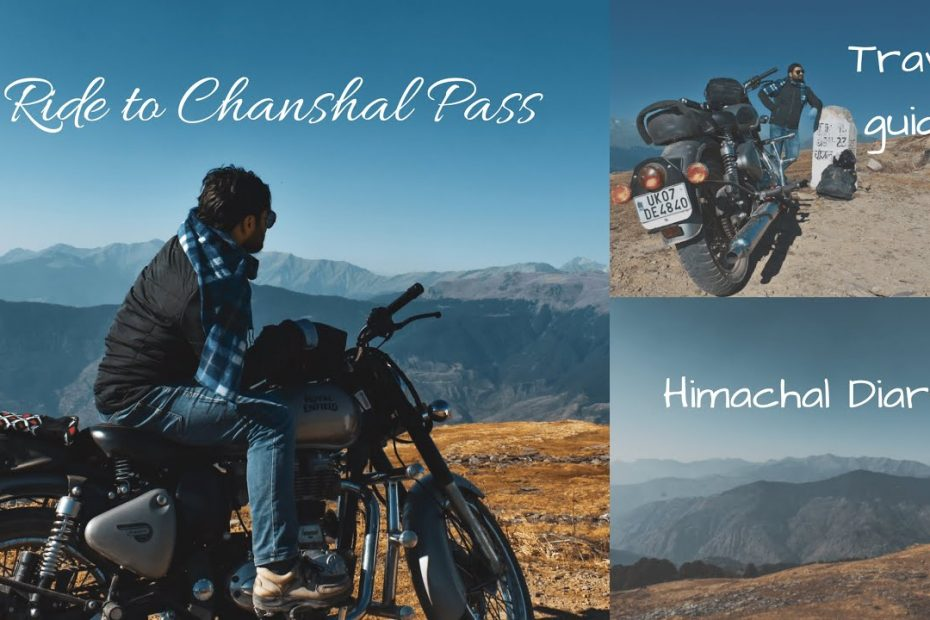 Riding to Himachal's highest pass | Chanshal pass | Travel guide | Himachal diary | India |