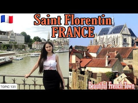 ST. FLORENTIN FRANCE TRAVEL GUIDE AND TOUR TRAVEL EUROPE