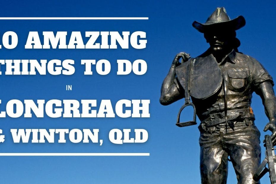 Ten Amazing Things to Do in Longreach and Winton, QLD   Travel Guide, 2021