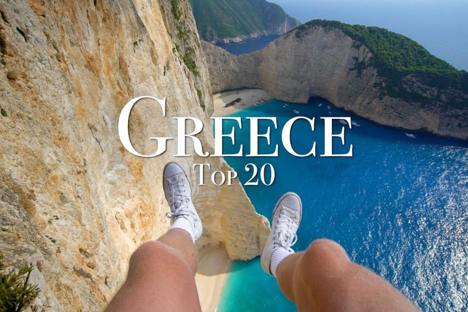 Top 20 Places To Visit In Greece - 4K Travel Guide