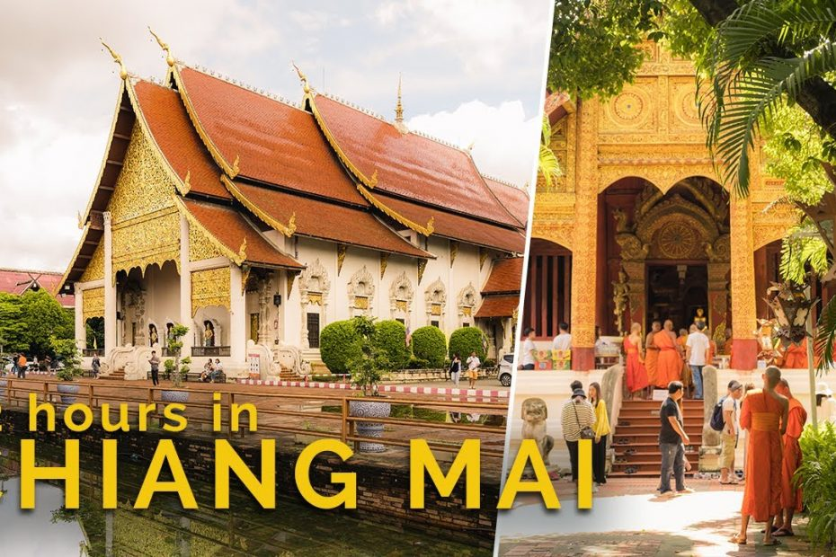 What to do in 3 days in Chiang Mai  | Travel Guide